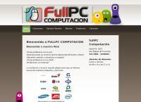 Sitio web de FULLPC COMPUTACION - Soluciones Informáticas