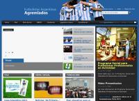 Sitio web de Futbolistas Argentinos Agremiados