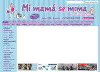 Sitio web de Al Gran Pañal pañalera y juguetería