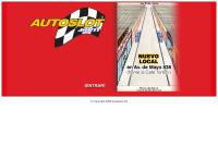 Sitio web de Autoslot - Scalextric