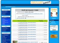 Sitio web de Dietetica Sabores Del Mundo