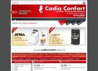 Sitio web de Cadia Confort