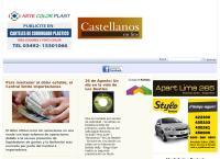 Sitio web de Diario Castellanos