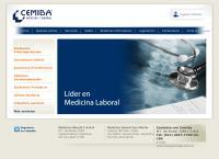 Sitio web de Cemiba - Medicina Laboral