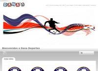 Sitio web de dana deportes
