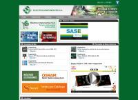 Sitio web de Electrocomponentes S.a