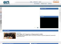 Sitio web de Elt Argentina Sa - Italavia