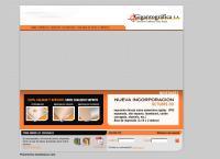 Sitio web de Gigantográfica S.a