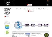 Sitio web de Ideal Sanitarios