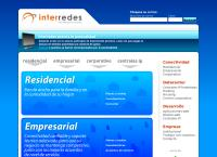 Sitio web de Interredes S a