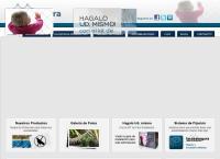 Sitio web de La Casa Segura - Redes de Protección