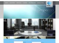 Sitio web de LIMPIA 2001 S.A