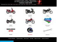 Sitio web de Moto Roma S.A