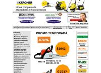 Sitio web de Green Park - Stihl