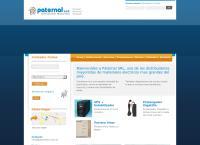 Sitio web de Paternal S.r.l