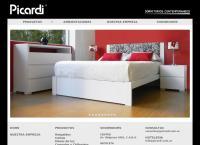Sitio web de Picardi - Fabrica de Muebles Infantiles y Juveniles