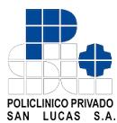 Policlinico Privado San Lucas Sa Clinica Privada San Lucas S