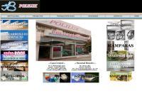 Sitio web de Polilux Argentina S.a.