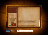 Sitio web de Posada de campo y Restaurant Maia