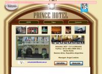 Sitio web de Hotel Prince Hotel