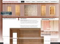 Sitio web de Aberturas San Francisco Fabrica Carpinteria Artesanal