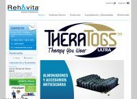 Sitio web de Rehavita S a