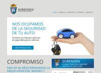 Sitio web de Sorensen S.r.l