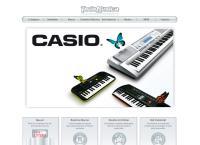 Sitio web de Todo Musica S.a