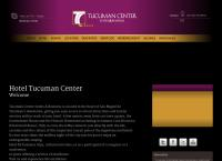 Sitio web de Hotel Tucumán Center