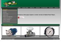 Sitio web de Amiangraf Srl Soluciones para la Industria