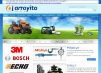 Sitio web de Ferreteria - Arroyito Maquinarias Srl