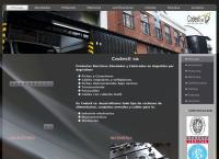 Sitio web de Codesil S.A