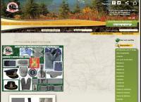 Sitio web de Indumentarias Domi S.a