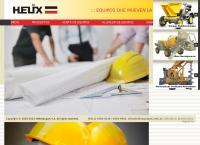 Sitio web de Helix - Elizabeth Mang