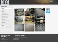 Sitio web de Hierro - Cort S.r.l