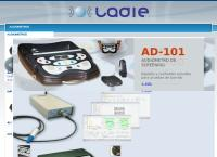Sitio web de Ladie - Audiologia