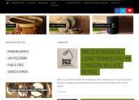 Sitio web de Paz Mario - Bombos Legüeros Bombos - Cajas Vidaleras