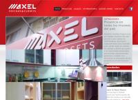 Sitio web de Maxel Placares Unidos S.a