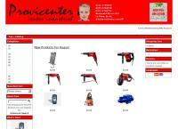 Sitio web de Ferreteria Provicenter SA