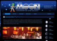 Sitio web de Moon - Salon de Fiestas Infantiles