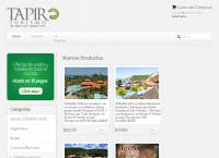 Sitio web de Tapir Turismo Turismo Receptivo