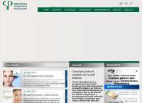 Sitio web de Farmacia Gp Sucursal Paradiñeiro