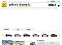 Sitio web de Galante D'Antonio - Sucursal Pilar