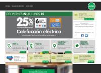 Sitio web de Jumbo - Sucursal Mendoza
