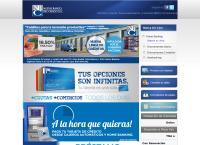 Sitio web de Nuevo Banco del Chaco - Sucursal CAPITAL FEDERAL