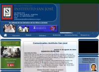 Sitio web de Instituto San Jose