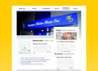 Sitio web de Instituto Medico Mater Dei SA