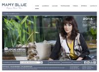 Sitio web de Mamy Blue