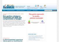 Sitio web de Diario el Diario del Fin del Mundo