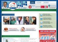 Sitio web de Asi Proteccion Medica